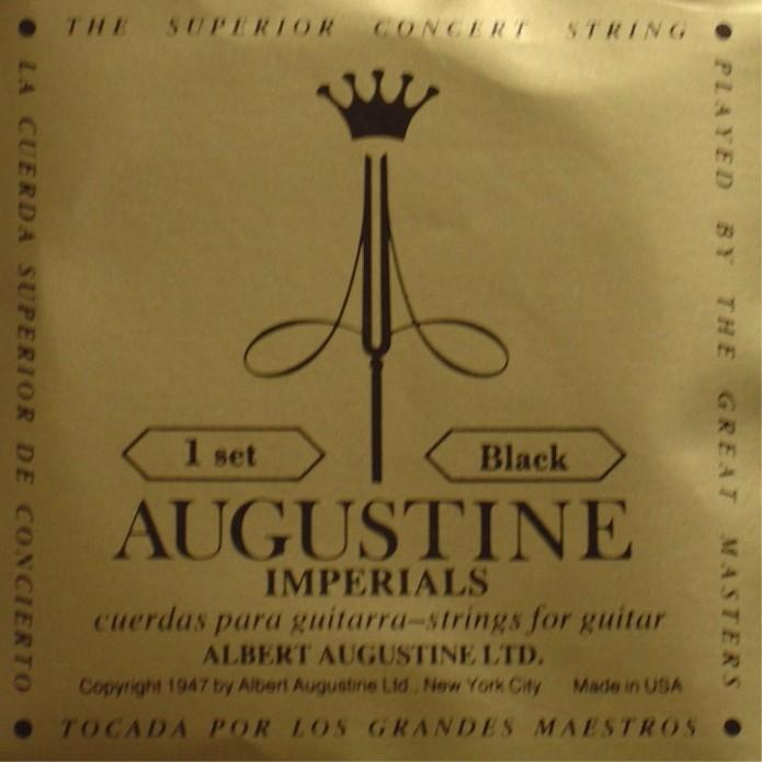 Augustine Black Imperials Satz Low Tension