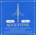 Augustine Blue High Tension Einzelsaite 4  D