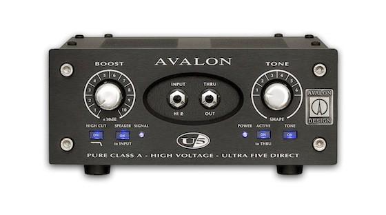 Avalon Design U5 Black