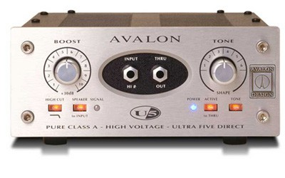 Avalon Design U5 Silver