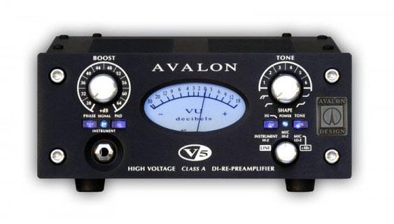 Avalon Design V5 Black