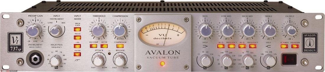 Avalon Design VT 737SP