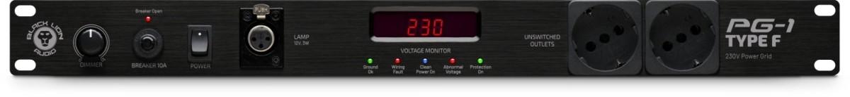 Black Lion Audio PG1 Power Conditioner inkl  Kabel