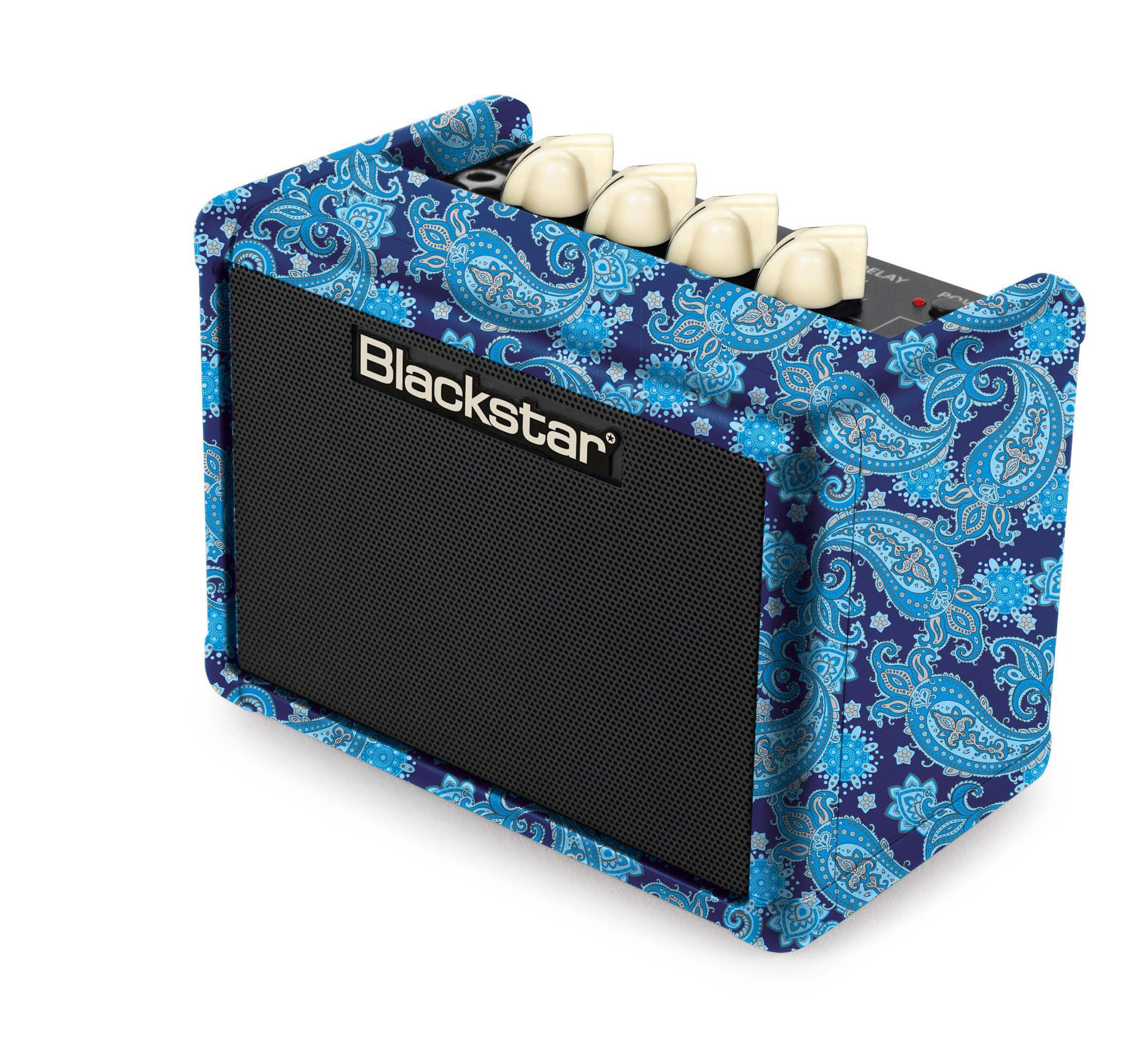 Blackstar Fly 3 Blue Paisley