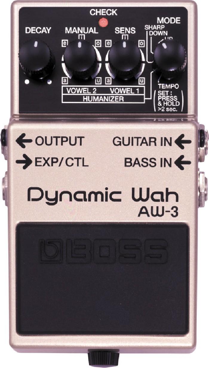 Boss AW 3 Dynamic Wah