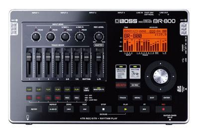 Boss BR 800 Portable Studio