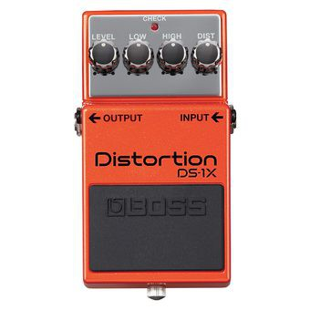 Boss DS 1X Distortion