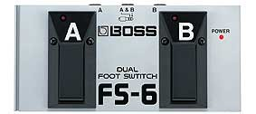 Boss FS 6