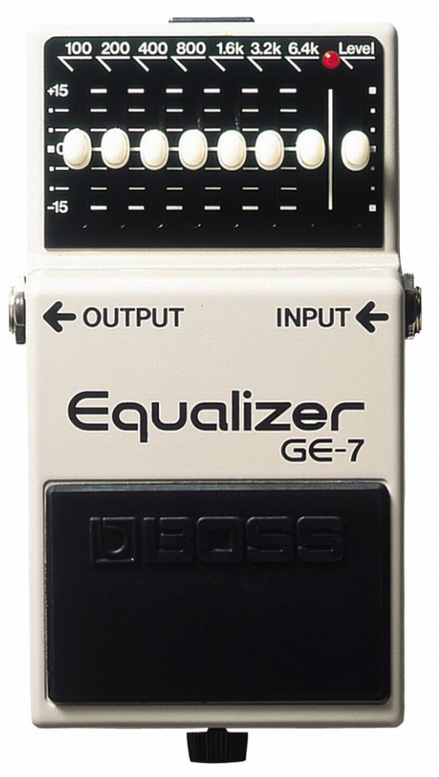 Boss GE 7 EQ