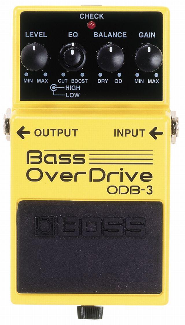 Boss ODB 3 Bass Overdrive
