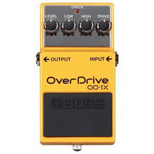 Boss OD 1X Over Drive