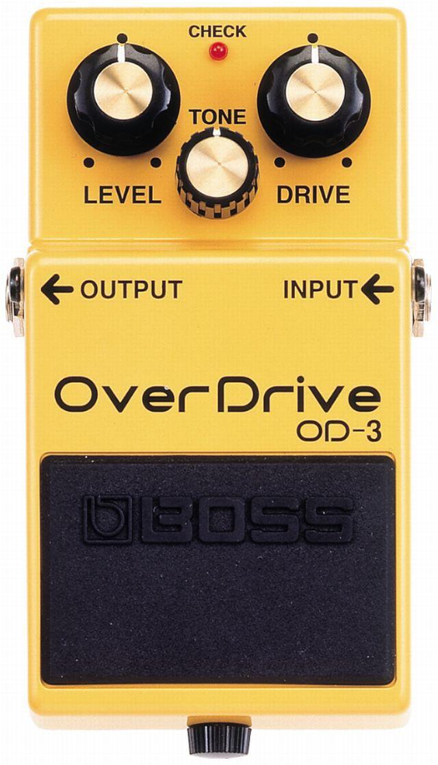 Boss OD 3 Overdrive