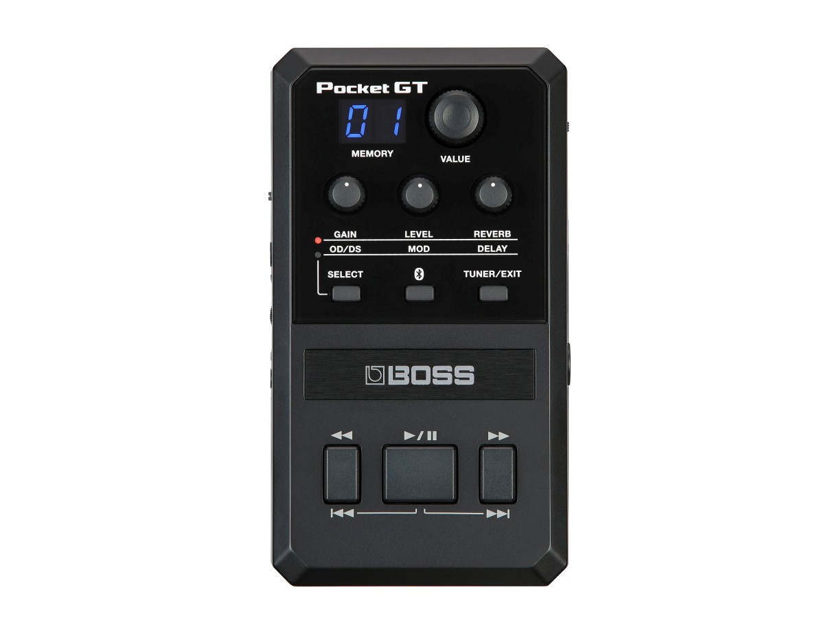Boss Pocket GT Pocket Effektprozessor