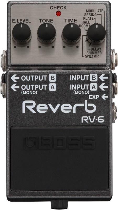 Boss RV 6 Reverb