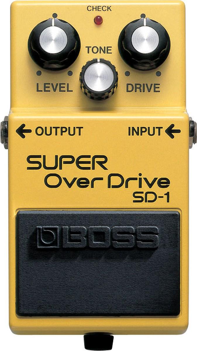 Boss SD 1 Super Overdrive