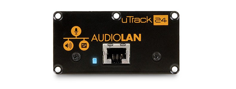 Cymatic Audio UTrack 24  AUDIOLAN Option Card