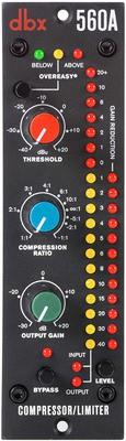 DBX 560A 500 Series Compressor