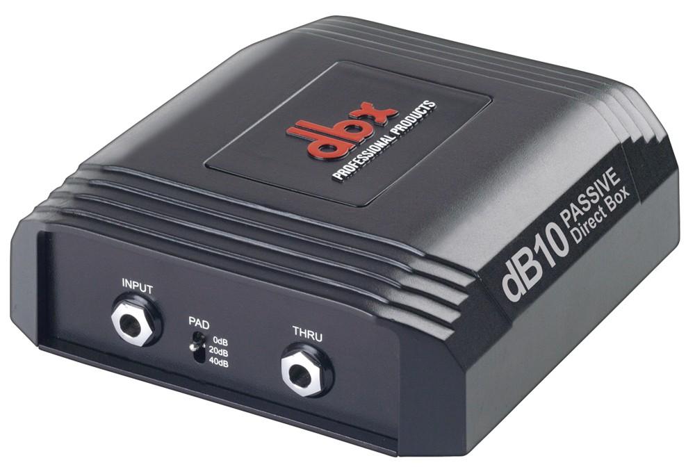 DBX DB 10 Passiv DI Box