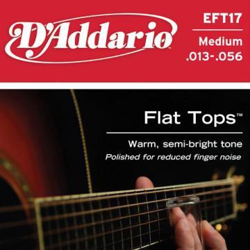 D Addario EFT17 Ac  Ph Bronze Semi Flat  013  056