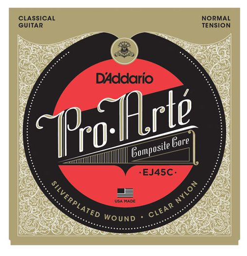 D Addario EJ45C Pro Arte Normal Eco