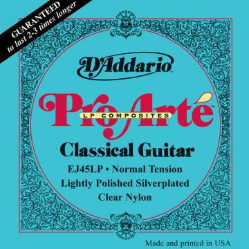 D Addario EJ45LP Pro Arte Normal Eco