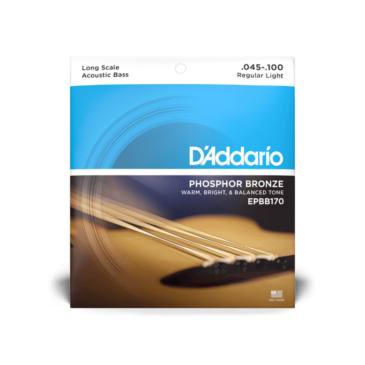 D Addario EPBB170 Lonscale Ph  Bronze  045    100