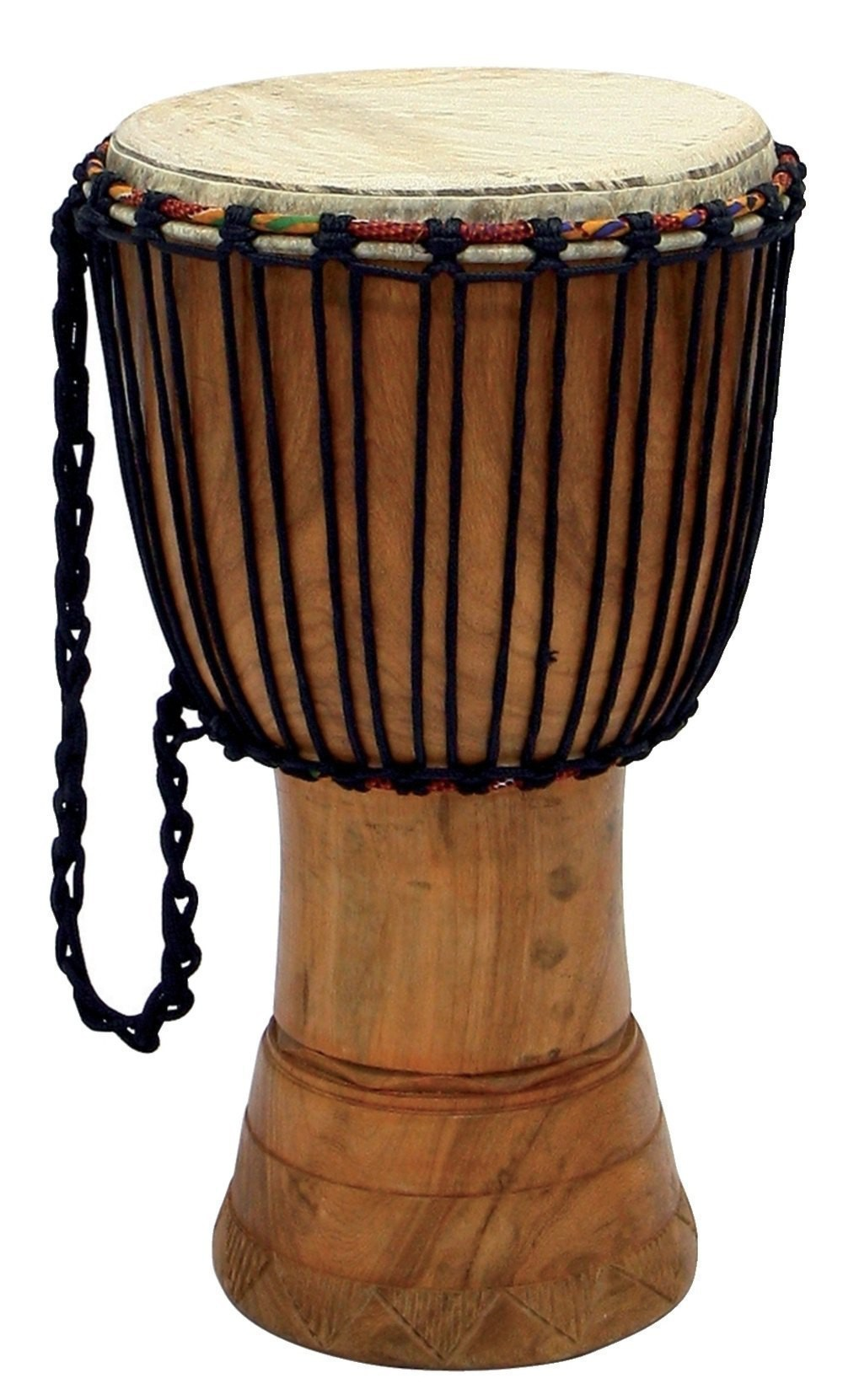 Djembe Kamballa handgefertigte afr  Trommel 45cm