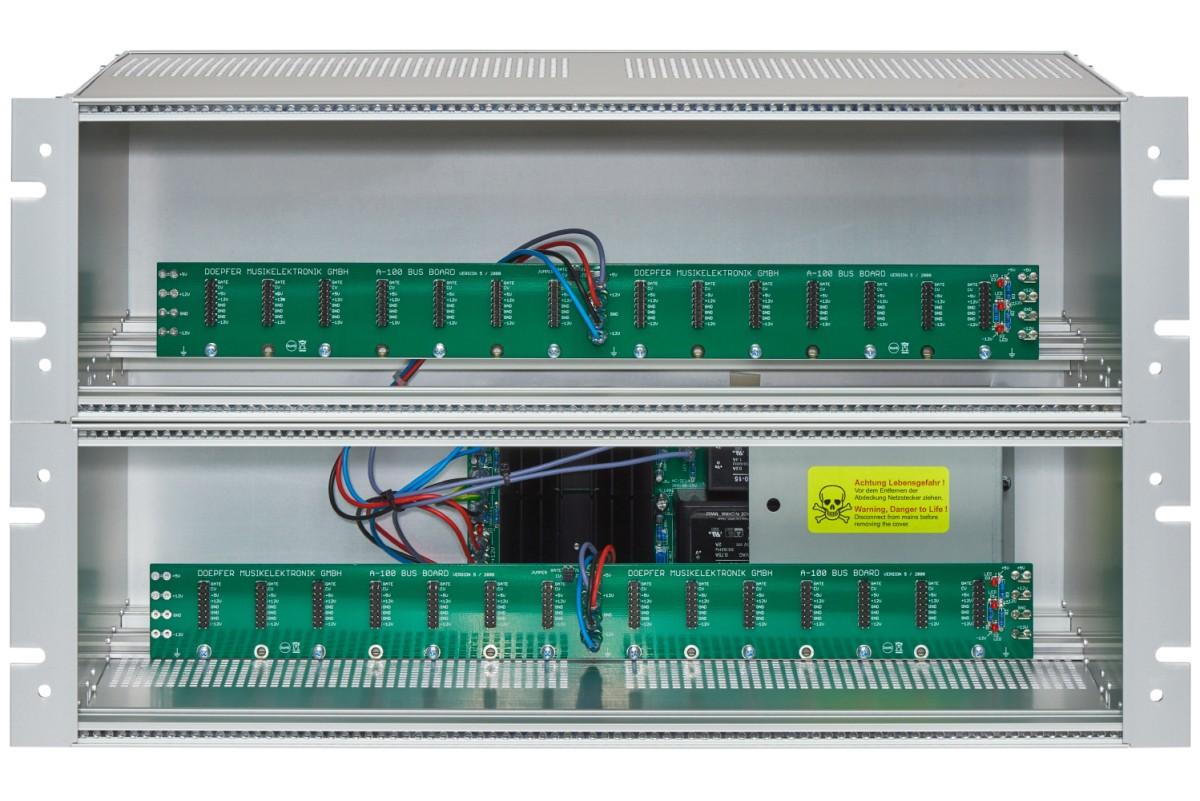 Doepfer A 100G6 19  Rack Case 2x3 HE PSU3