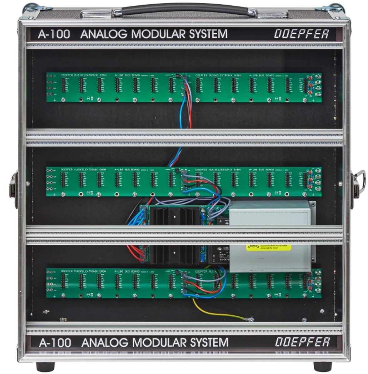 Doepfer A 100P9 Koffer 3x3 HE PSU3