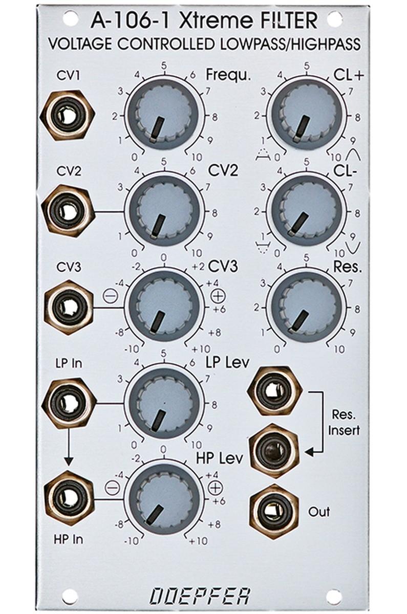 Doepfer A 106 1 X Treme Filter