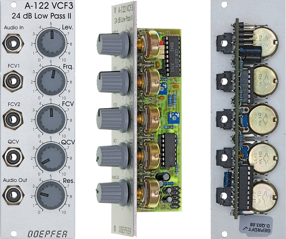 Doepfer A 122 24dB Low Pass 2