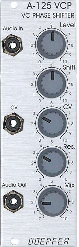 Doepfer A 125 Voltage Controlled Phase Shifter