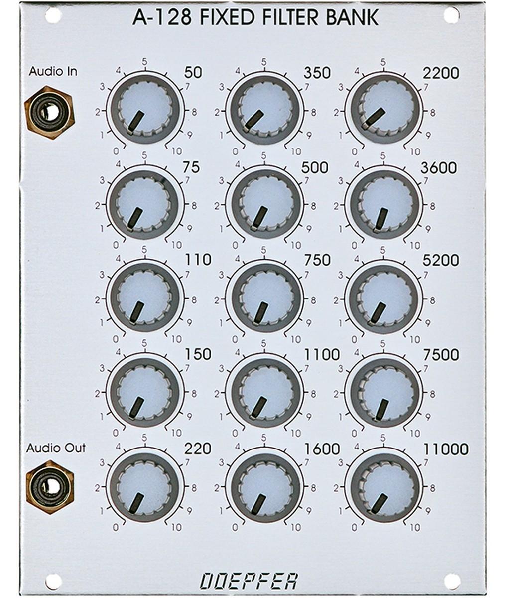 Doepfer A 128 Fixed Filter Bank