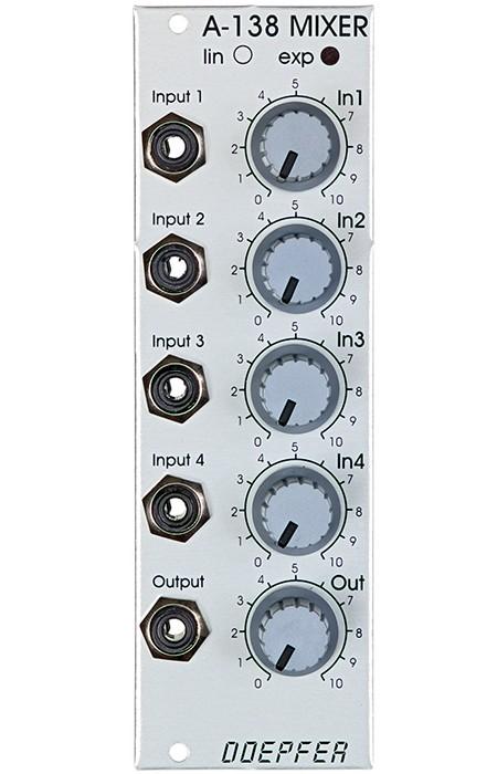 Doepfer A 138a Mixer linear