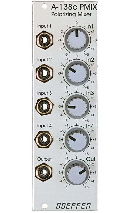 Doepfer A 138c Polarizing Mixer