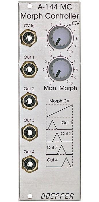 Doepfer A 144 Morphing Controller