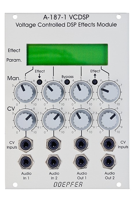 Doepfer A 187 1 Voltage Controlled DSP Effects