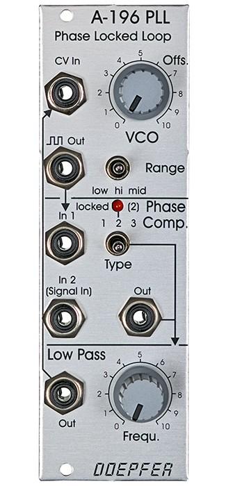 Doepfer A 196 Phase Locked Loop  PLL