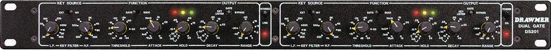 Drawmer DS 201 Dual Noise Gate