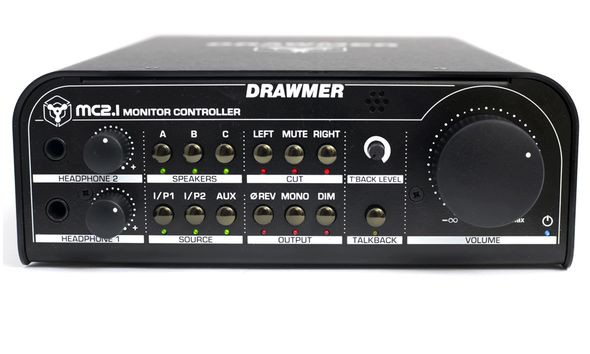 Drawmer MC 2 1 Monitor Controller