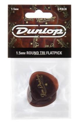 Dunlop Americana Round Triangle 3er Bag 494P101