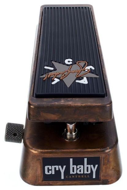 Dunlop Crybaby JC 95 Jerry Cantrell Signature Wah