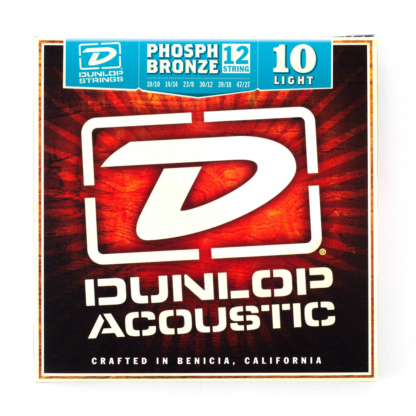 Dunlop DAP1047J  010  047 12 S Ph  Bronze
