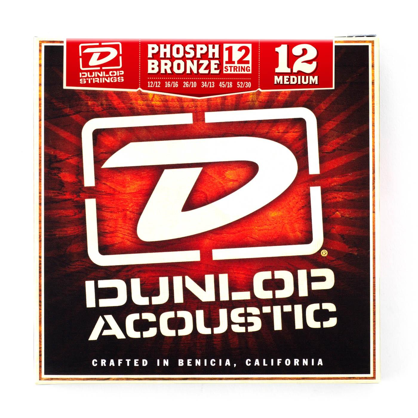 Dunlop DAP1252J 012  052 12 S Ph  Bronze