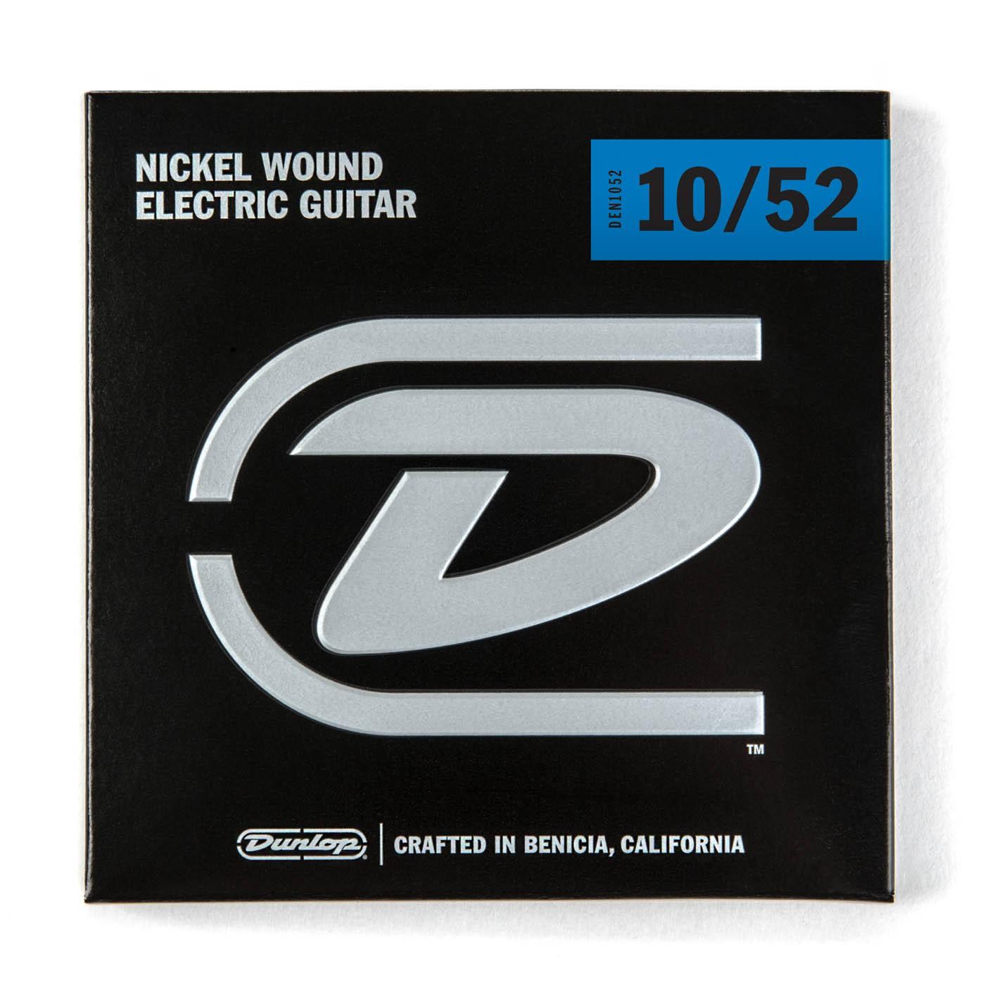 Dunlop DEN1052  010    052 Nickel Plated Steel
