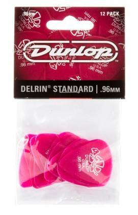 Dunlop Delrin  500  Standard  96mm 12er Bag