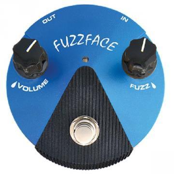 Dunlop FFM 1 Fuzz Face Mini Silicon
