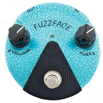 Dunlop FFM 3 Fuzz Face Mini Hendrix