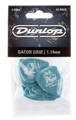 Dunlop Gator Grip 1 14mm 12er Bag
