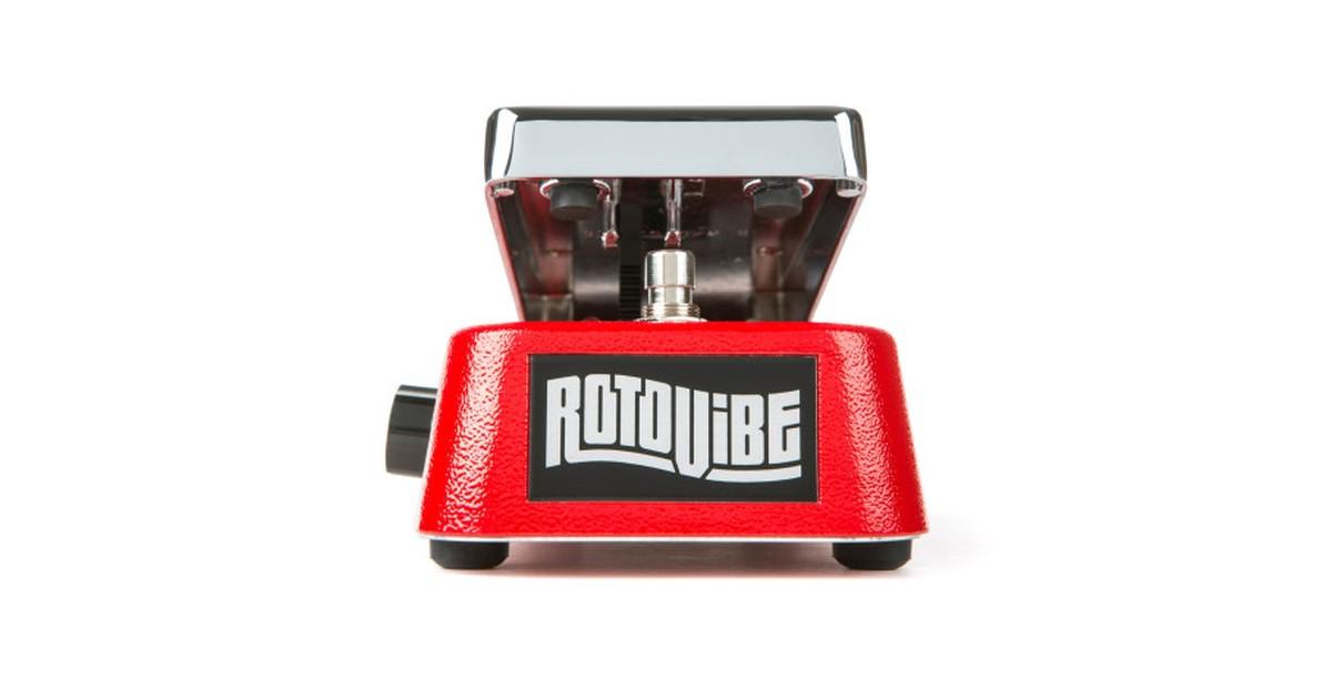 Dunlop JD 4S Rotovibe Chorus   Vibrato
